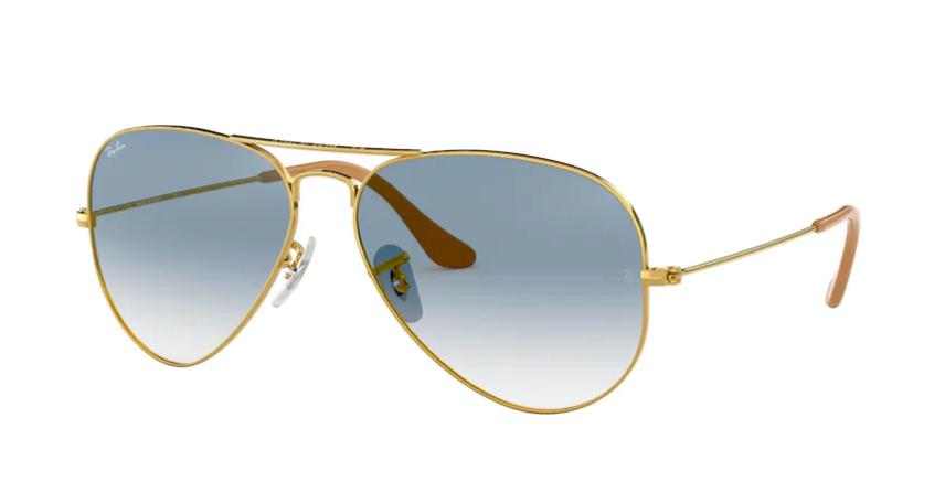 Óculos de Sol Ray Ban RB3025L 001/3F 58