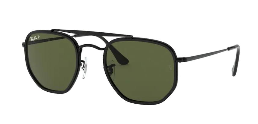Óculos de Sol Ray Ban RB3648M 002/58 52