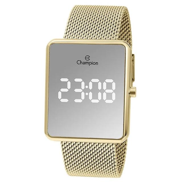 Relógio Digital Champion CH40080 Cores Variadas