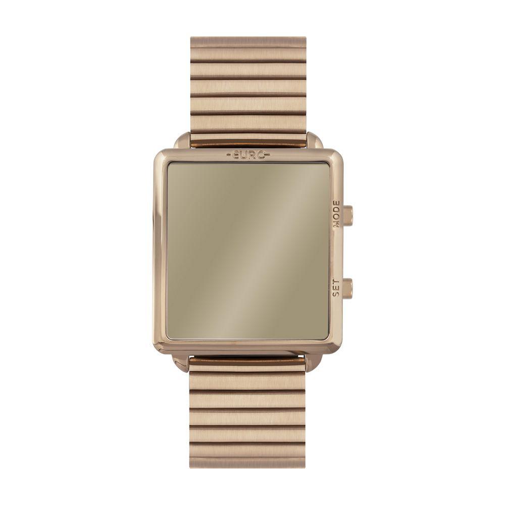 Relógio Euro  Fashion Fit Reflexos Rose EUJHS31BAJ4D