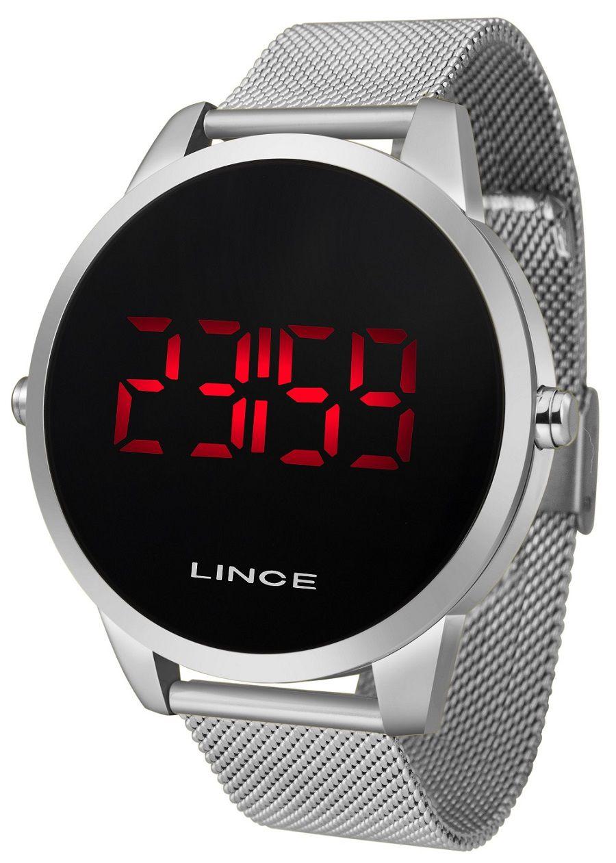 Relógio Lince Prata MDM4586LPXSX