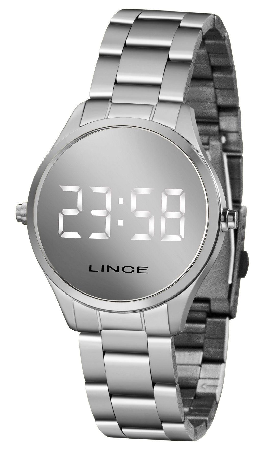 Relógio Lince Prata MDM4617LBXSX