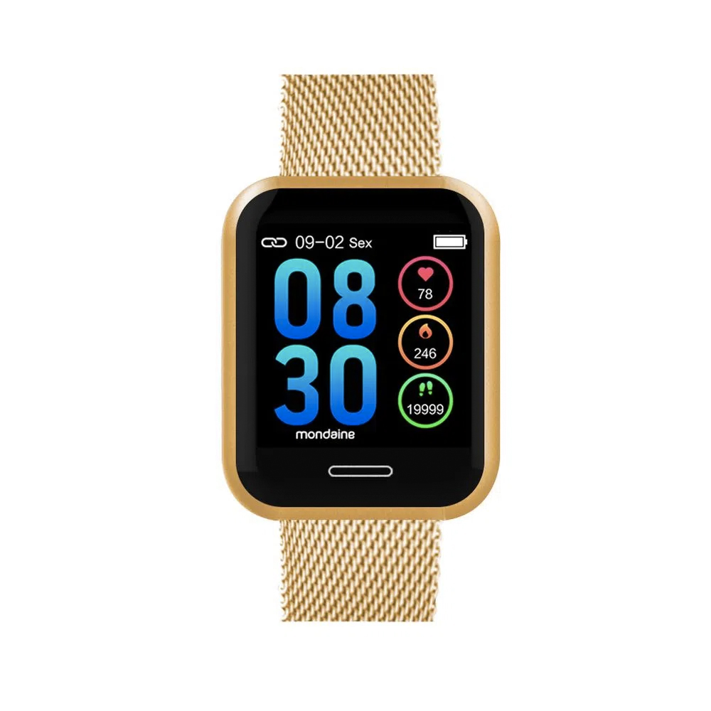 Relógio Mondaine Smart 41001MPMVDE4