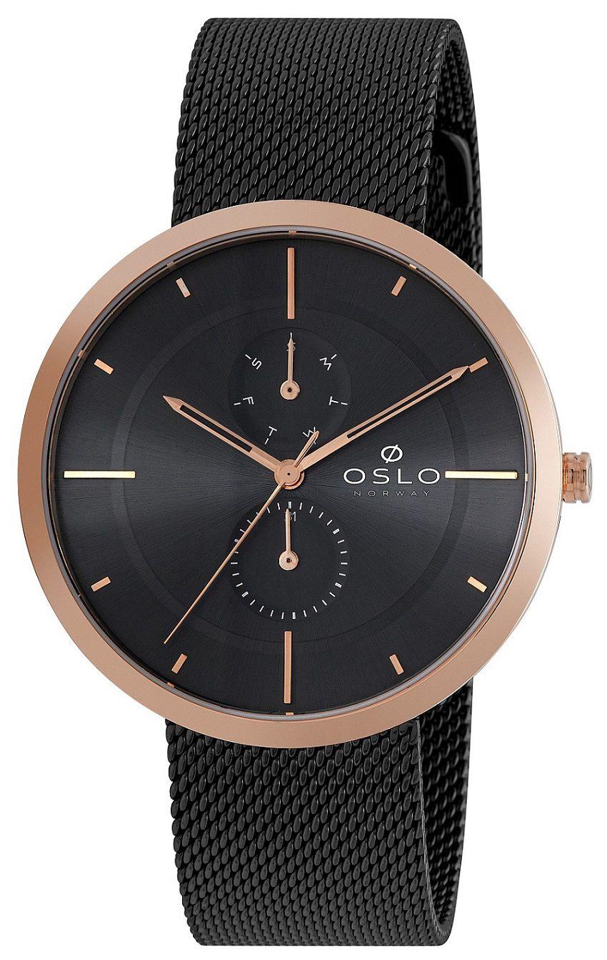Relógio Oslo Multifunção   OMTSSMVX0001