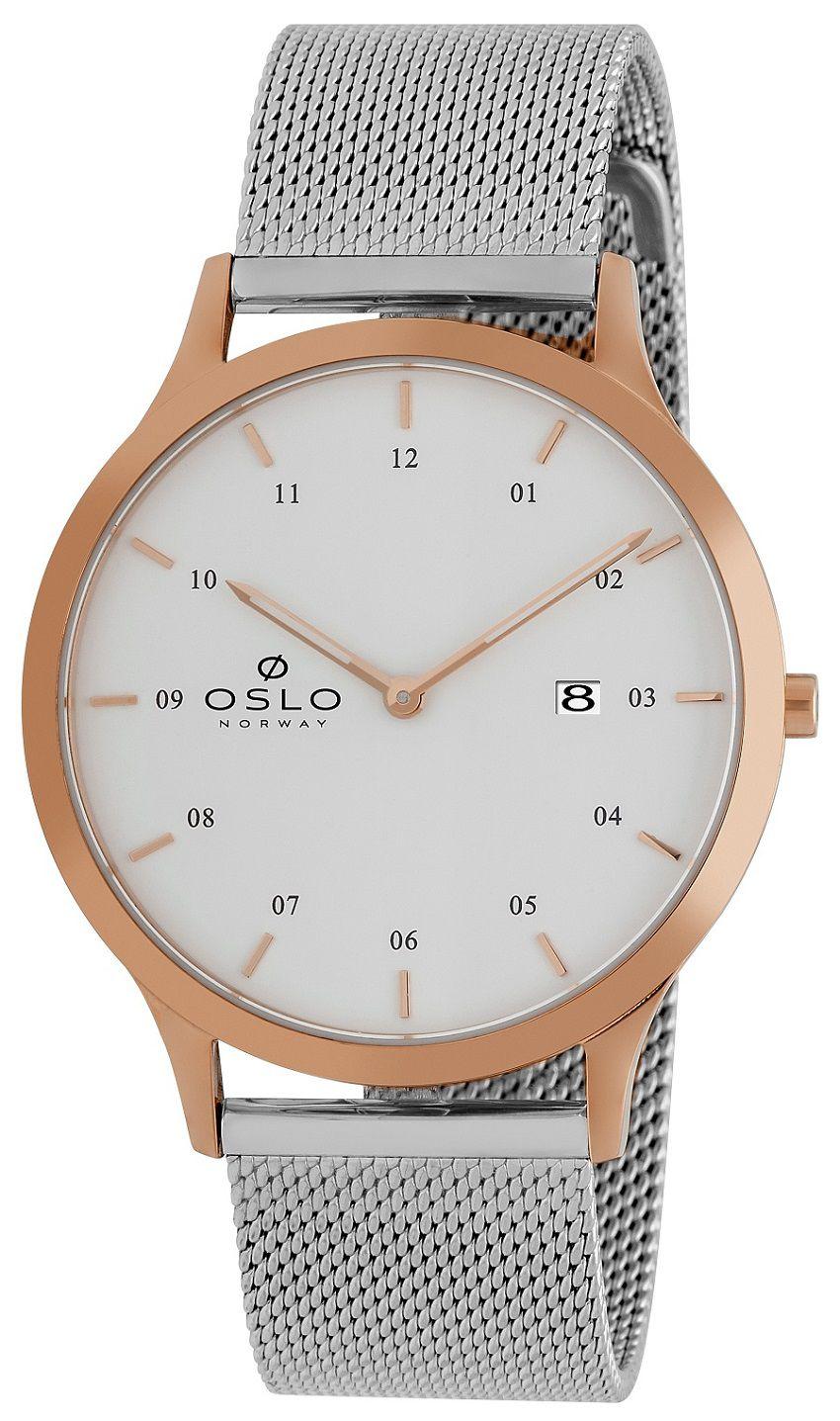 Relógio Oslo Prata   OMTSSS9U0016