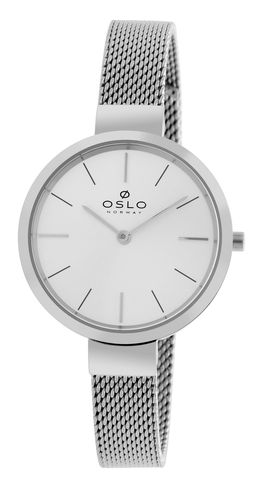 Relógio Oslo Slim Prata OFBSSS9T0001