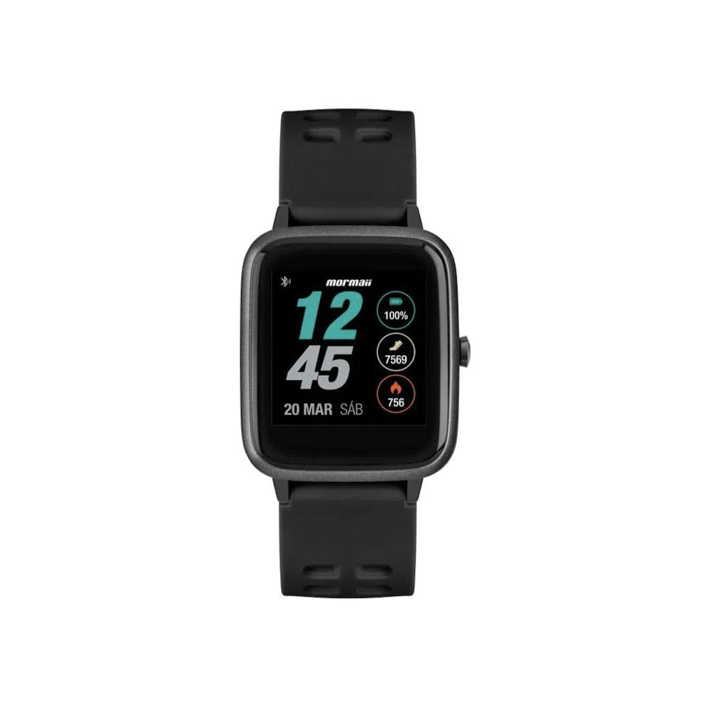 Smartwatch Mormaii Life - MOLIFEAB8P