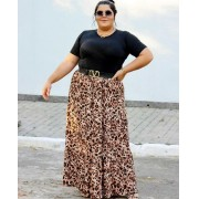 T-Shirt Plus Size - Camila