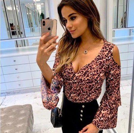 Blusa Ombro Vazado - Mariana