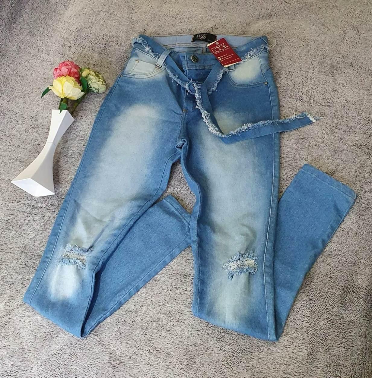 Calça Jeans - Katia