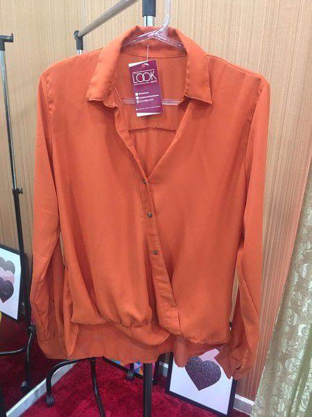 Camisa Telha - Luciana