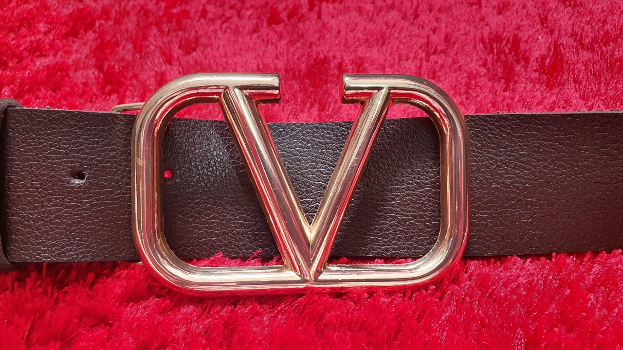 Cinto Valentino Moda Blogueira Feminino Lançamento Envio Rápido