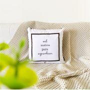 Almofada Decorativa Agradecer