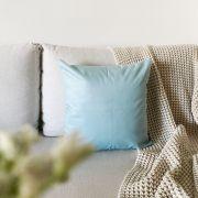 Almofada Decorativa Azul
