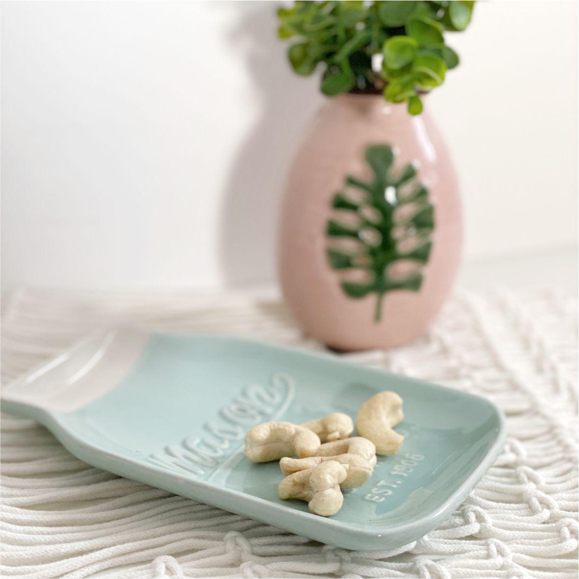 Petisqueira de Cerâmica Azul Mason