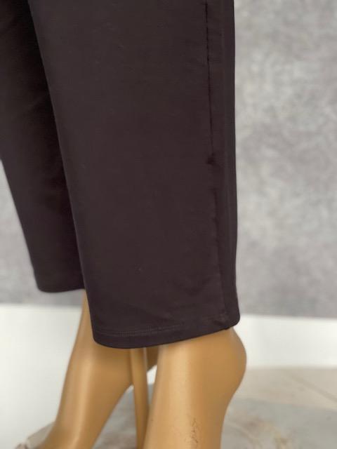 Calça Feminina Moletinho de Viscolycra Preta