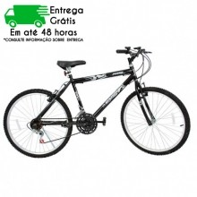 BICICLETA CAIRU 26 FLASH 21V