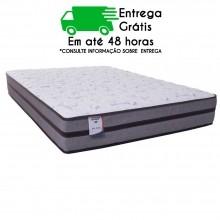 COLCHÃO PLUMATEX MOLA ENSACADA MILANO 158X24 (MOLAS)
