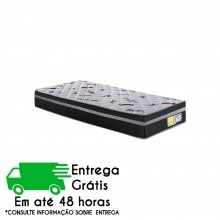 COLCHÃO SOLTEIRO PLUMATEX EPS ISOPLUMA 88X24