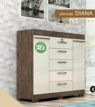 COMODA ACP DIANA 5 GAVETAS