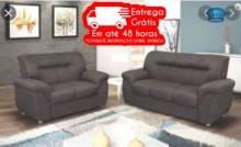 CONJUNTO ESTOFADO LUFER UNAI 2089/2018 MARRON