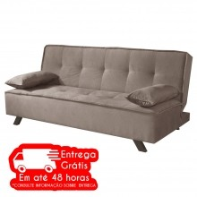 SOFA CAMA LUFER MAGE 3024/2028 MARRON