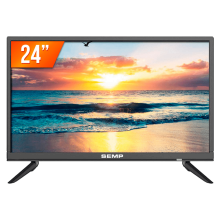 "TV TCL SEMP LED 24"" 24S1300 HD"