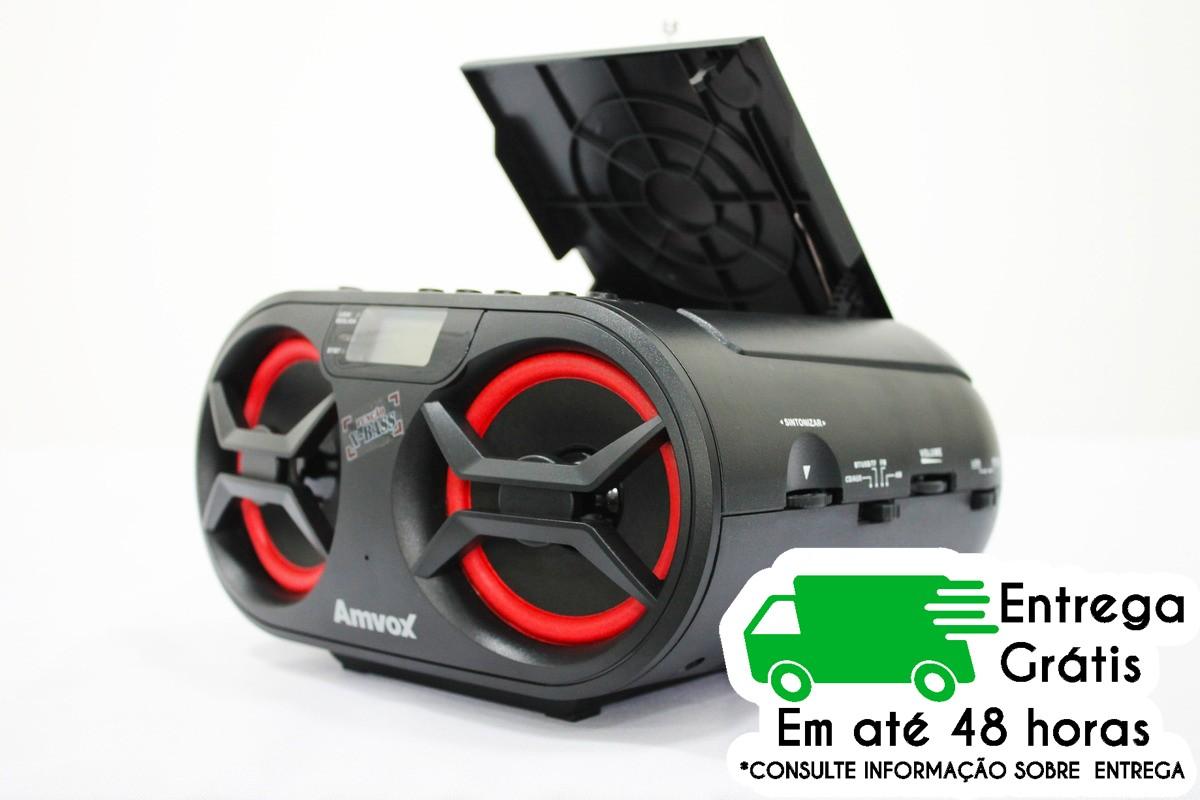 APARELHO DE SOM AMVOX AMC 595