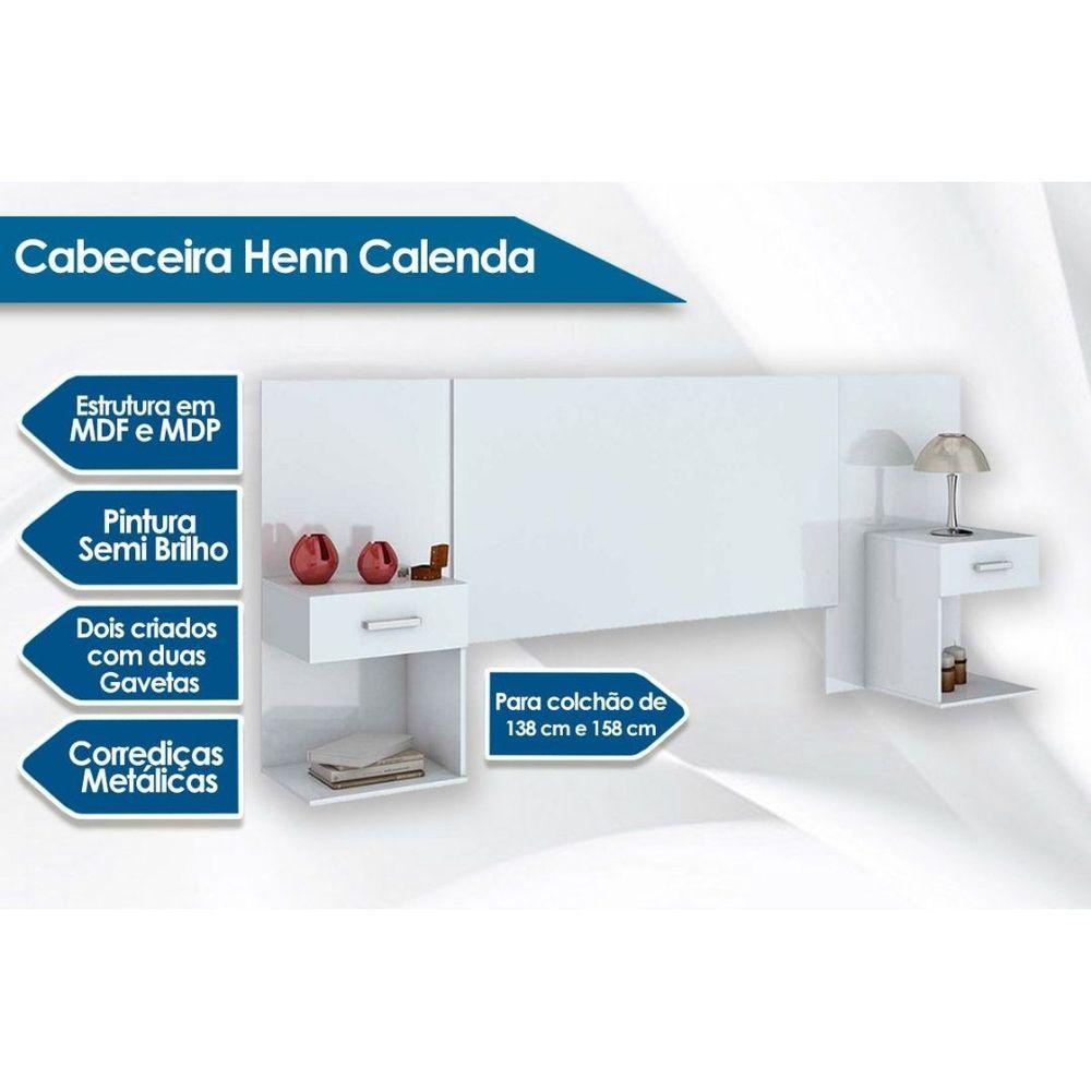 CABECEIRA HENN CALENDA 138/158