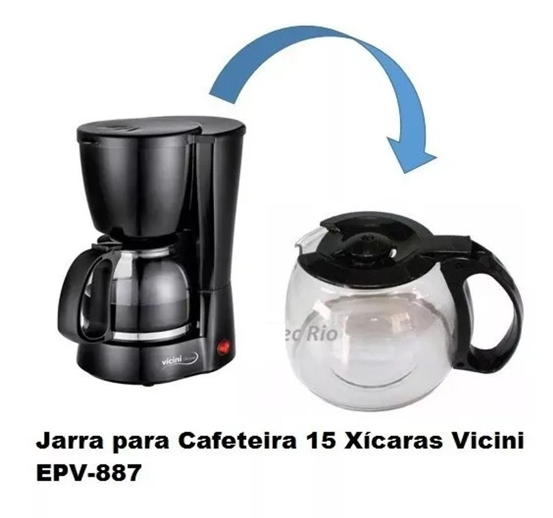 CAFETEIRA VICINI EPV 887