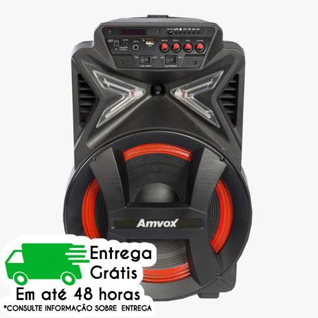 CAIXA AMPLIFICADA ACA 400 STRONDO