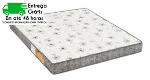COLCHÃO CASAL POLAR ESPUMA D28 138X14