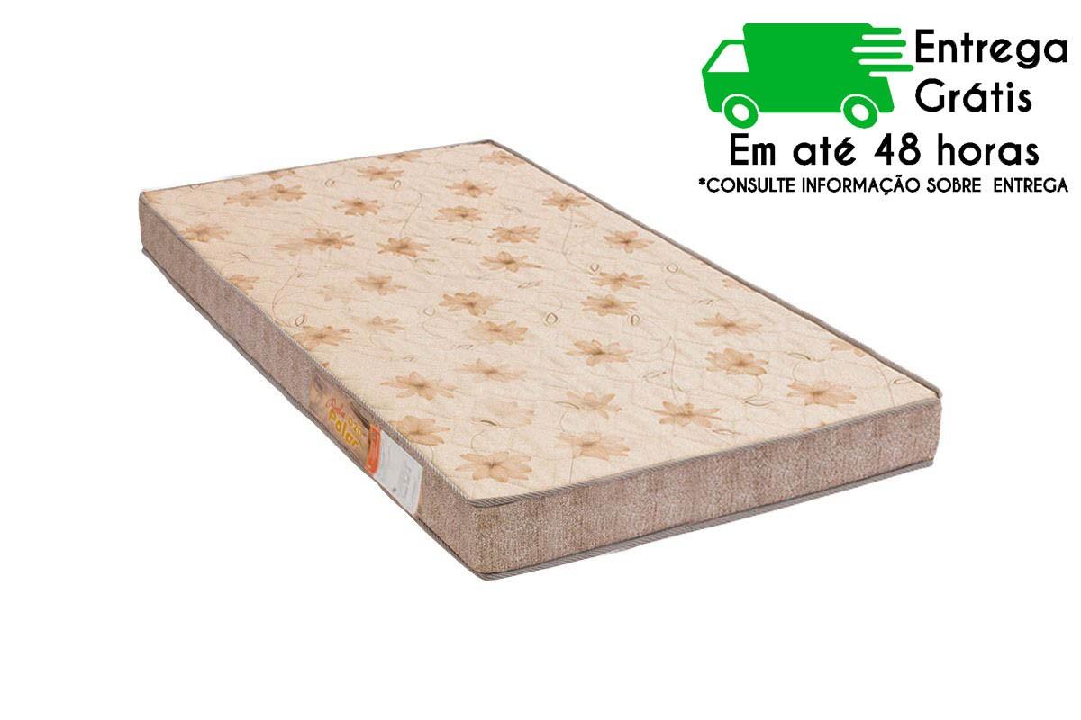COLCHÃO SOLTEIRO POLAR D23 88X12 BEGE