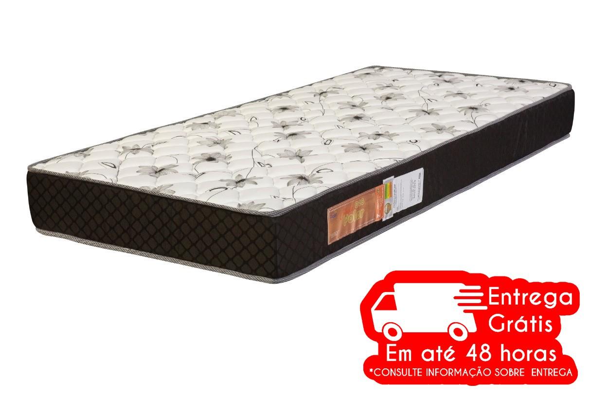 COLCHÃO SOLTEIRO POLAR ESPUMA D28 88X14