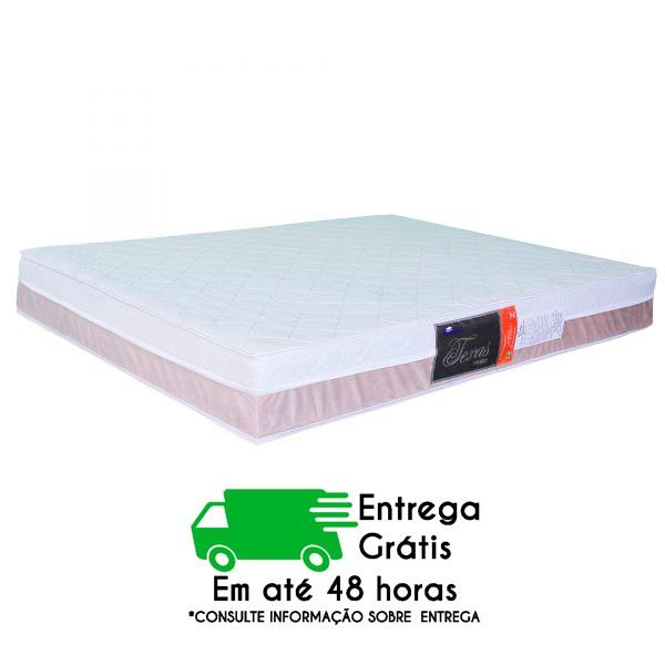 COLCHÃO TEXAS BONAFLEX POCKET 138X188X24 (MOLAS E FIBRA DE BAMBU)
