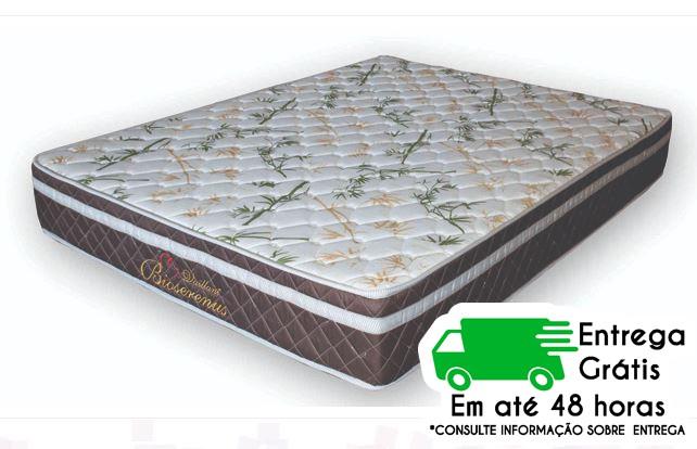 COLCHÃO VAILLANT MOLA SERENUS CASAL 138