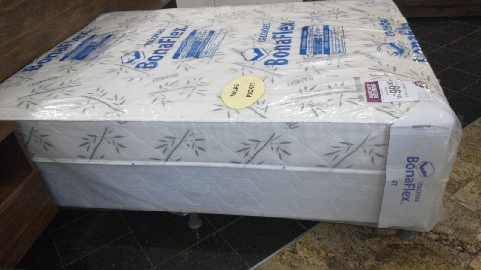 COLCHOBOX BONAFLEX GARDENIA CASAL POCKET 138