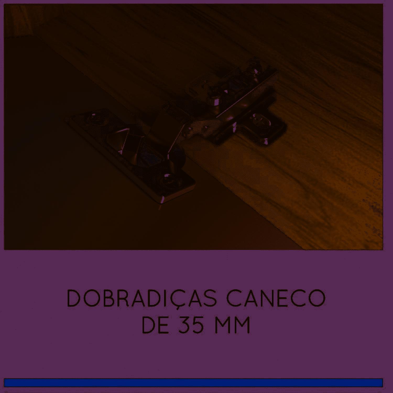 COZINHA NESHER BARONESA 3 PEÇAS (SEM BALCÃO)