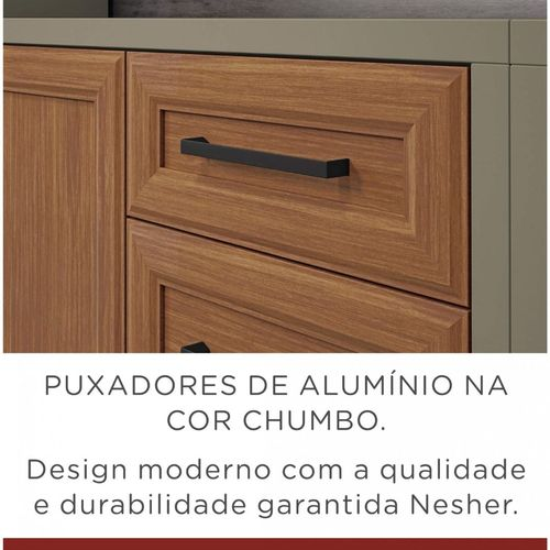 COZINHA NESHER CAMPONESA FENDI/FREIJÓ