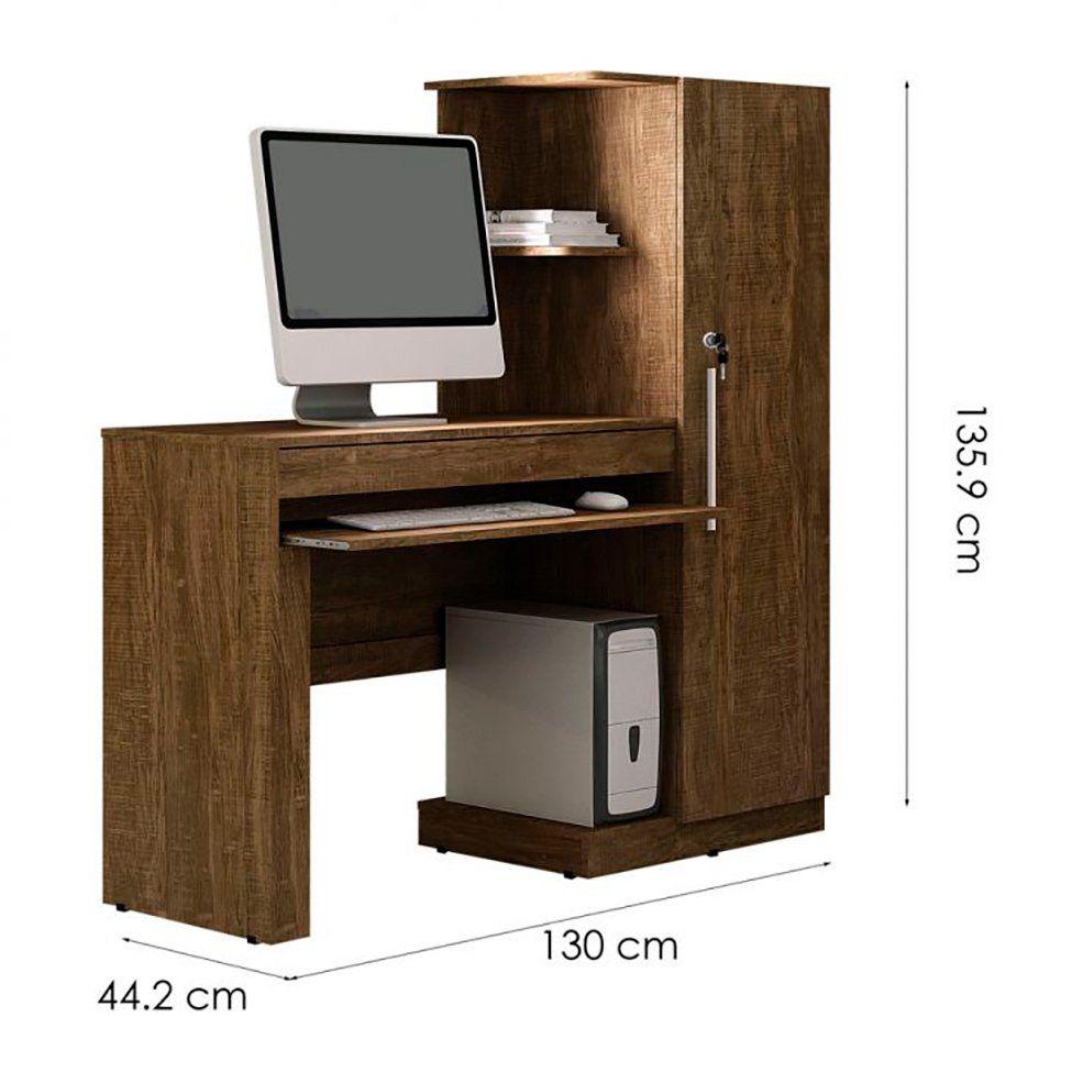 MESA P/ COMPUTADOR VALDEMOVEIS OFFICE