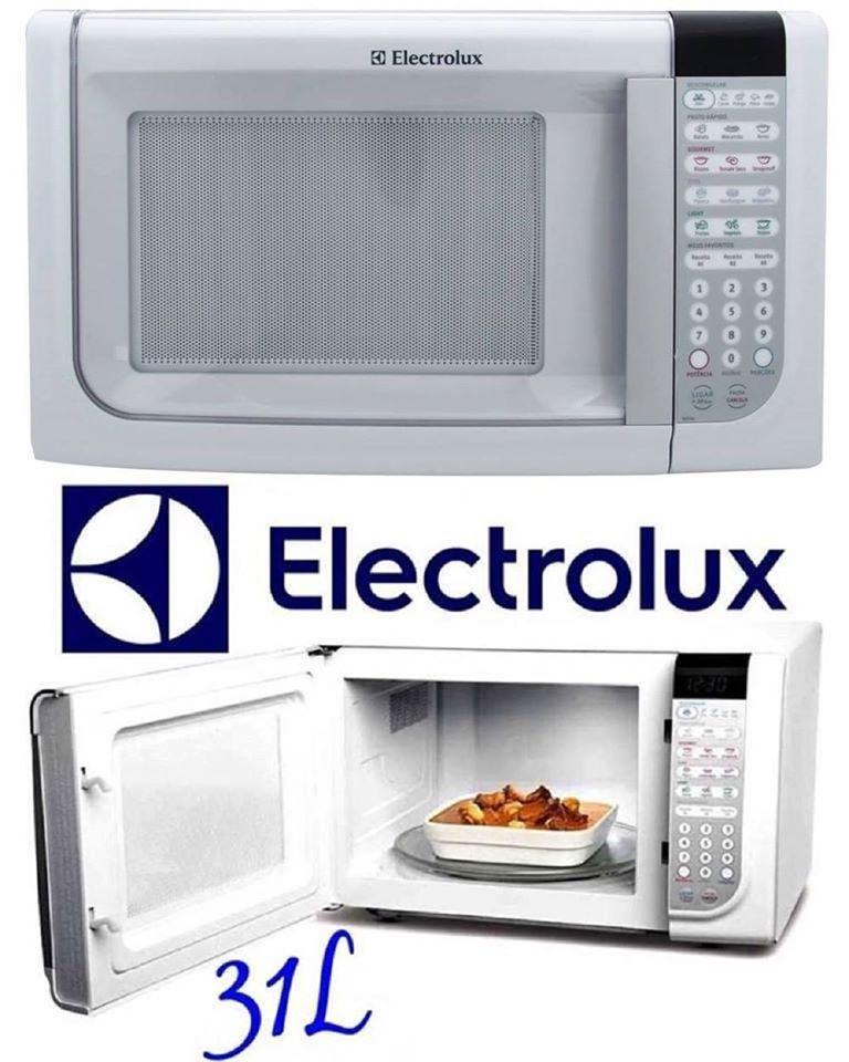 MICROONDAS ELECTROLUX MEF41 31 LITROS