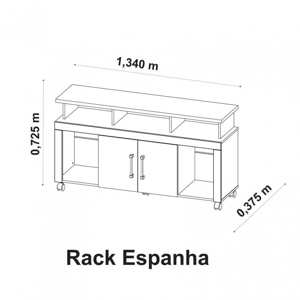 RACK VALDEMOVEIS ESPANHA CASTANHO