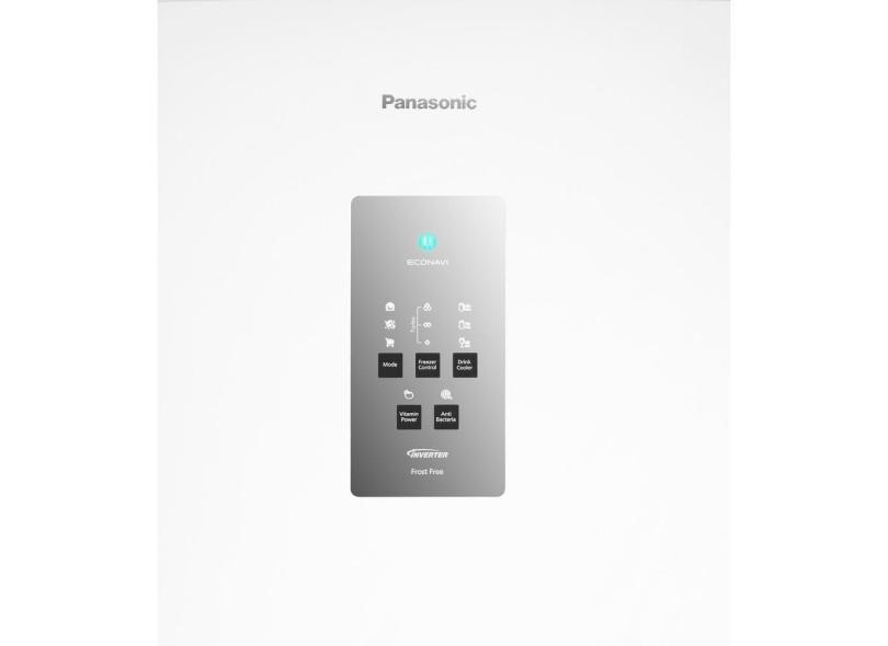 REFRIGERADOR PANASONIC BT55PV2W 483 LITROS FROST FREE BRANCO