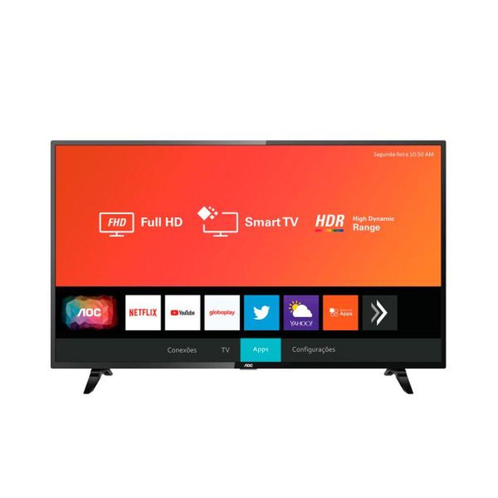 """TV AOC LED 32"""" 32S5292/78G SMART"""