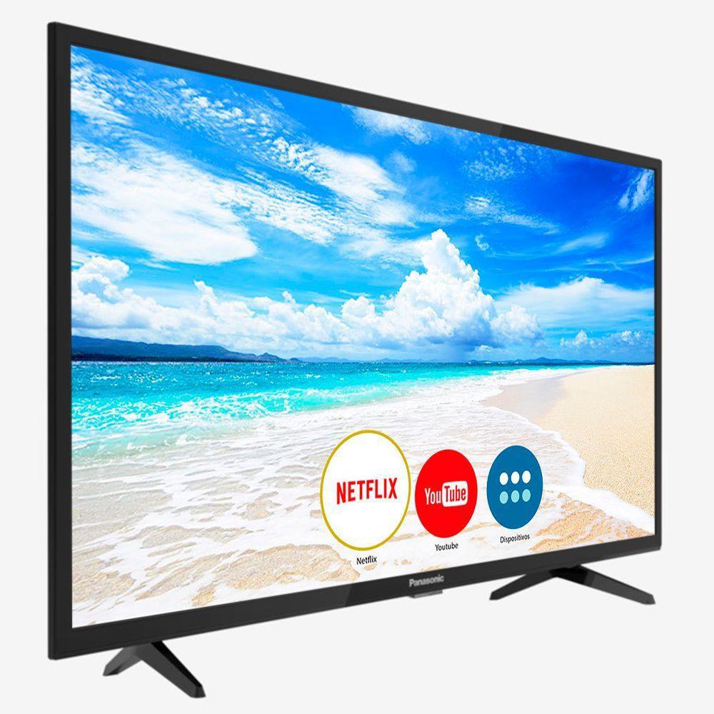 """TV PANASONIC LED 32"""" TC32FS500B SMART HD"""
