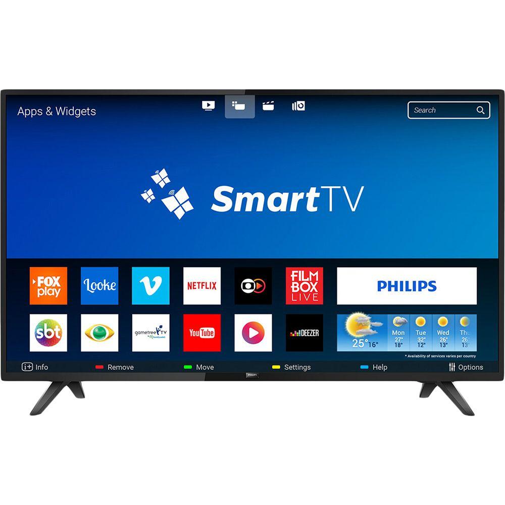 "TV PHILIPS LED 32"" 32PHG5813/78 SMART HD"