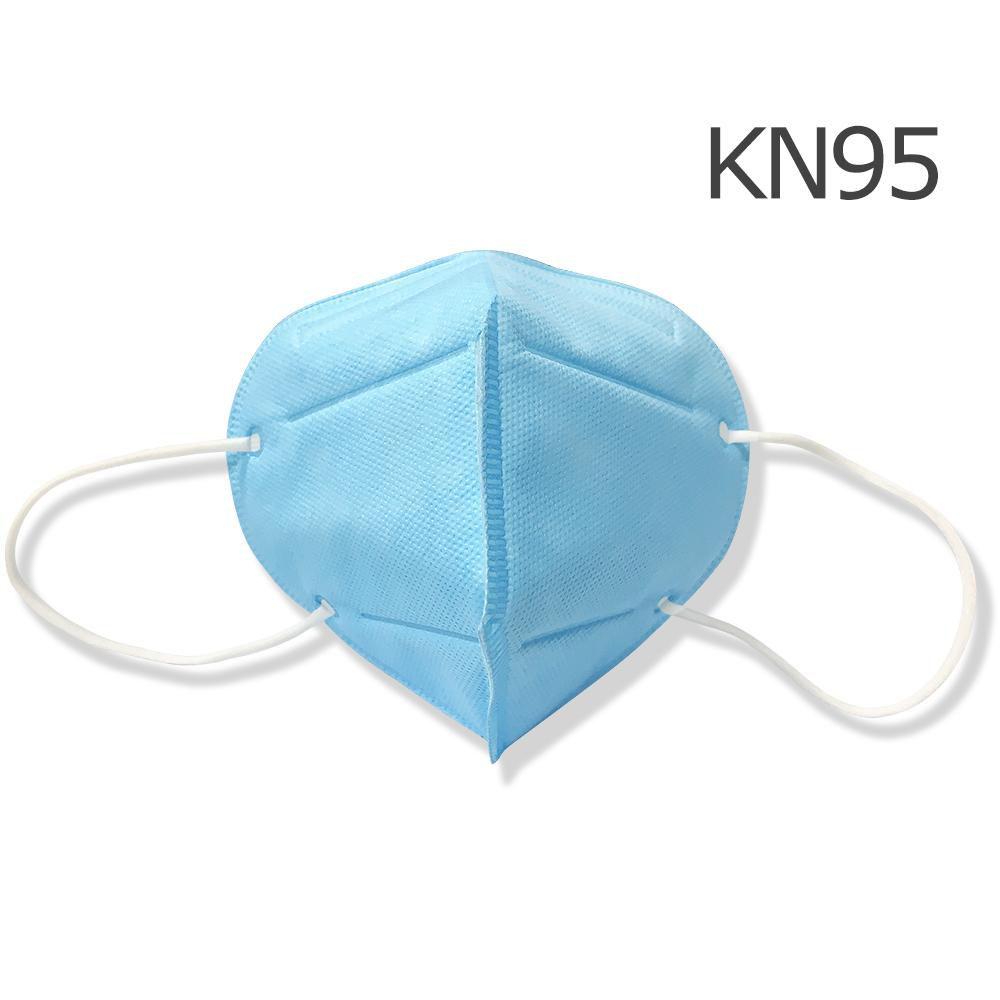 Máscara N95 /KN95/PFF2S - 100 Unid