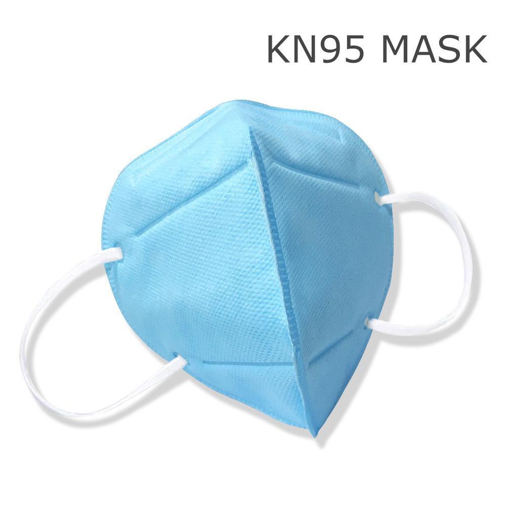 Máscara N95 /KN95/PFF2S - 500 Unid