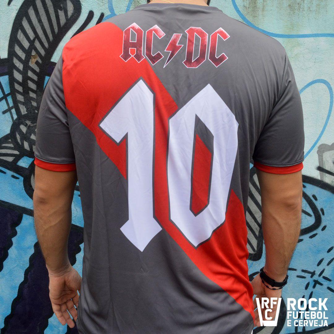 CAMISETA AC/DC RIVER PLATE
