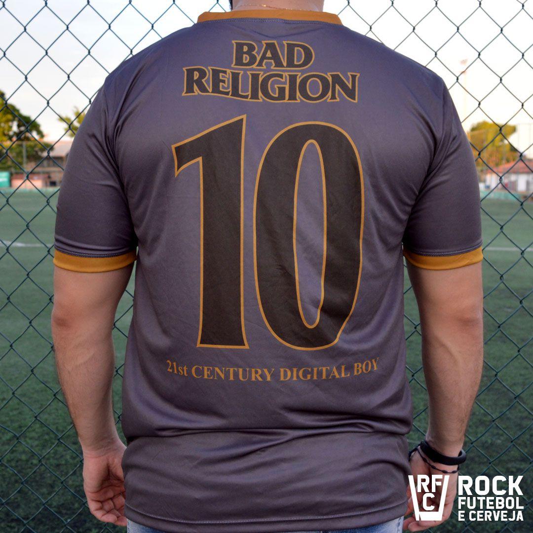 CAMISETA BAD RELIGION